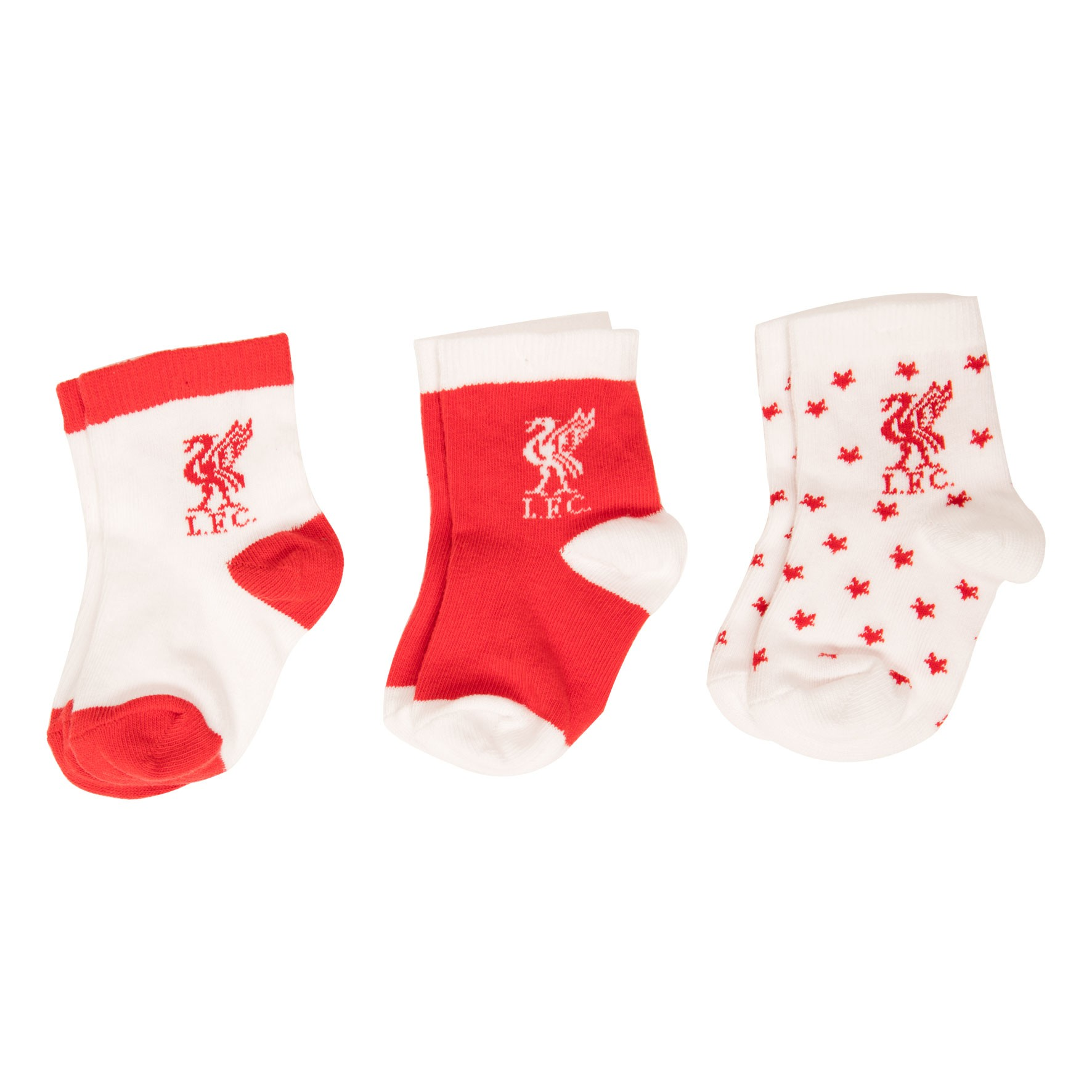 Baby Gift Baskets Liverpool : Lfc pack baby socks