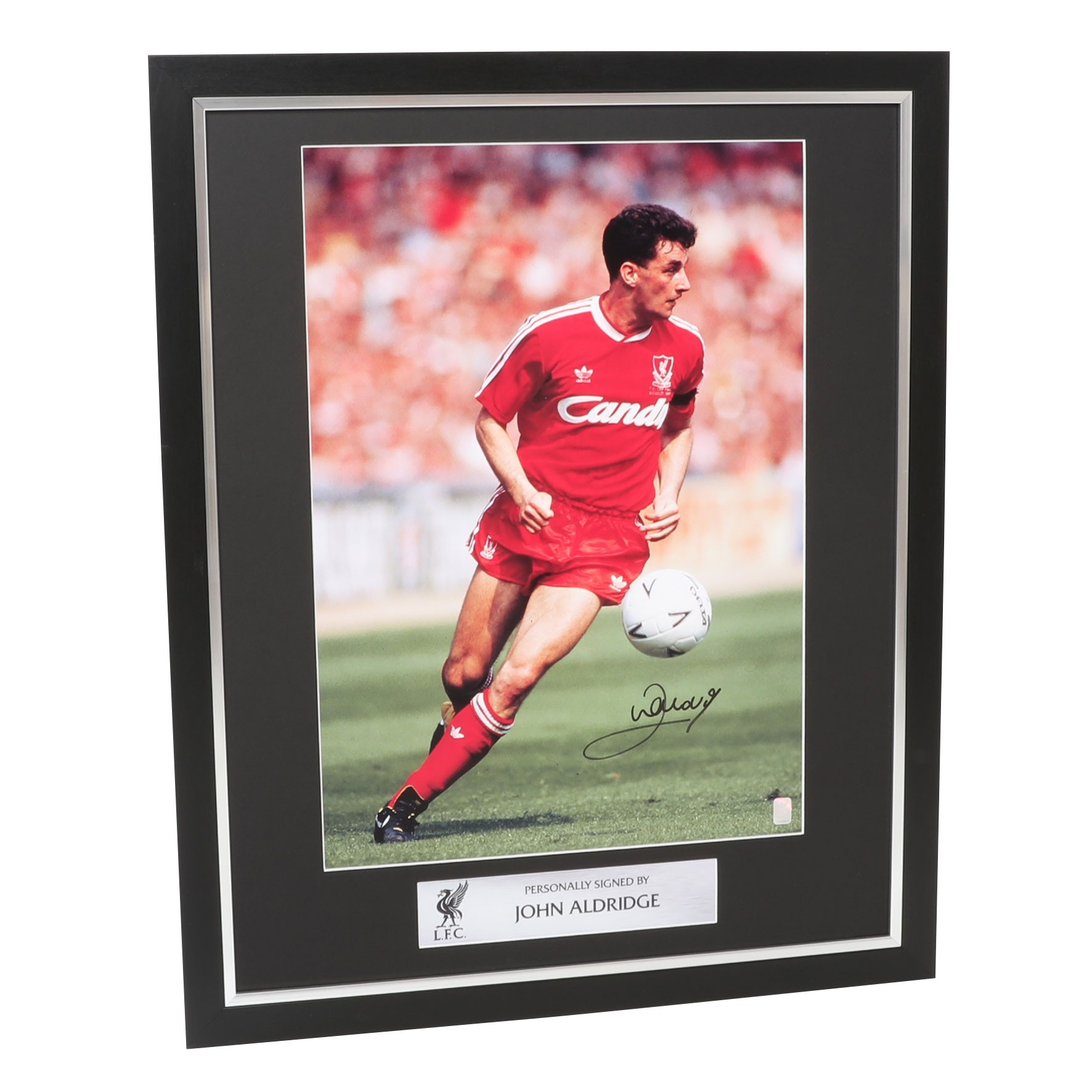 LFC Aldridge Signed Image
