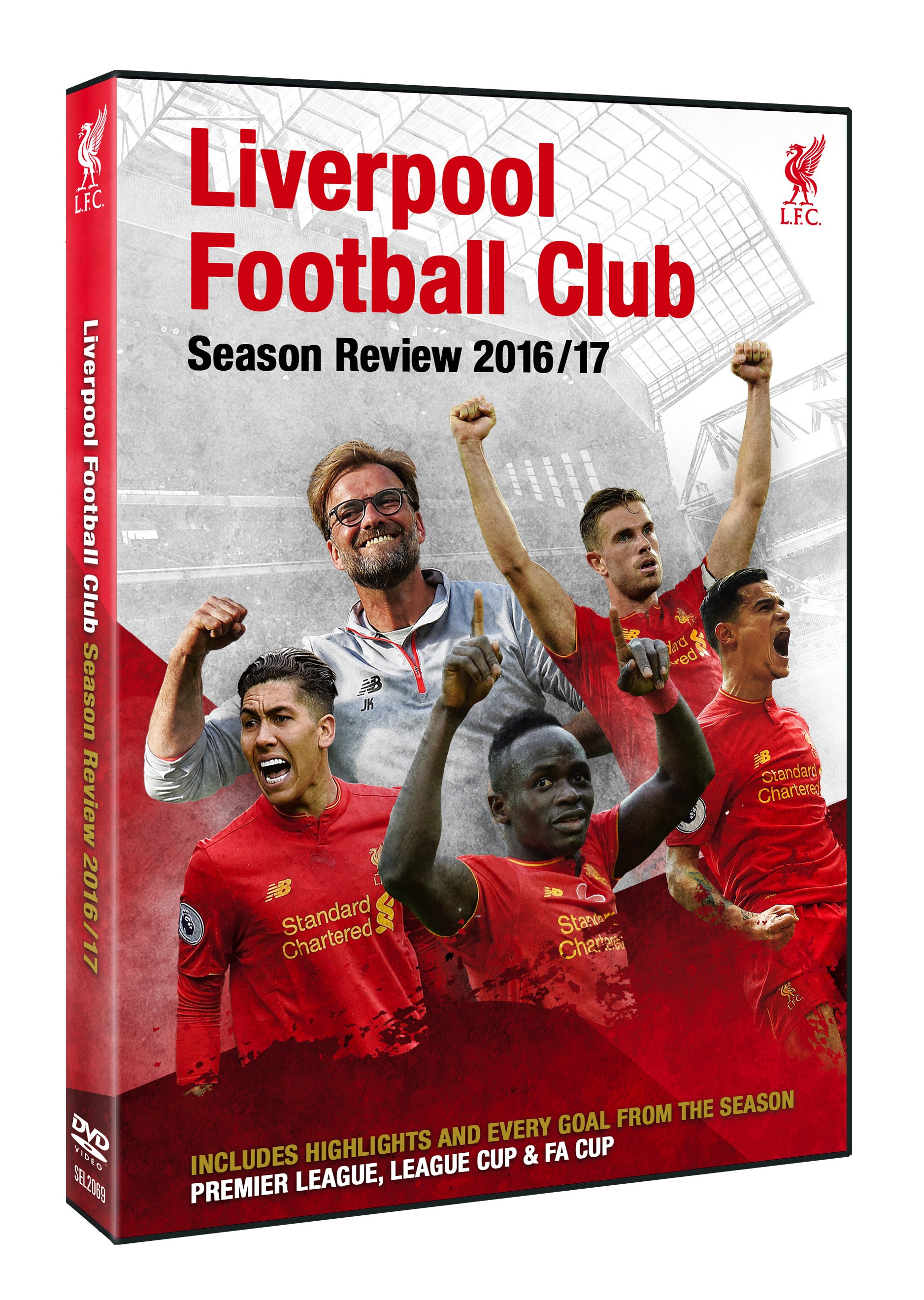 LFC Season Review DVD 16/17