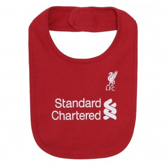 261ff9c90 LFC Baby 18 19 Home Kit Bib